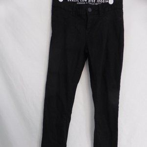 SWS, Black, Brazilian Low Rise Jeggings, small